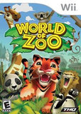 World of Zoo Wii Game Off the Charts