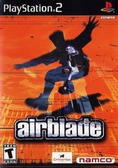 Airblade Playstation 2 Game Off the Charts