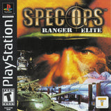 Spec Ops Ranger Elite Playstation Game Off the Charts
