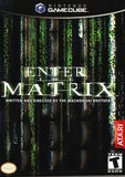 Enter The Matrix Nintendo Gamecube Game Off the Charts