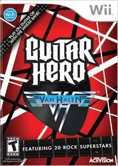 Guitar Hero Van Halen - Off the Charts Video Games