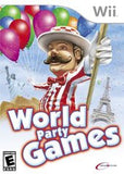 World Party Games Wii Game Off the Charts