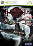 Bayonetta Xbox 360 Game Off the Charts