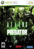 Aliens vs Predator Xbox 360 Game Off the Charts
