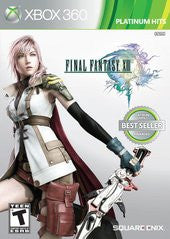 Final Fantasy XIII Xbox 360 Game Off the Charts
