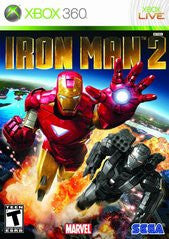 Iron Man 2 - Off the Charts Video Games