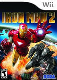 Iron Man 2 Wii Game Off the Charts