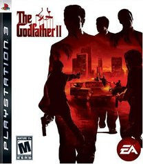 The Godfather II - Off the Charts Video Games