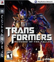 Transformers Revenge of the Fallen - Off the Charts Video Games