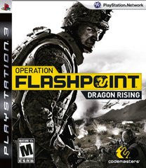 Operation Flashpoint: Dragon Rising Playstation 3 Game Off the Charts