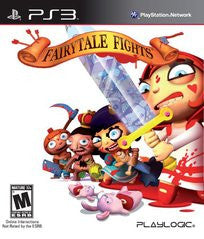 Fairytale Fights Playstation 3 Game Off the Charts