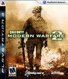 Call of Duty: Modern Warfare 2 Playstation 3 Game Off the Charts