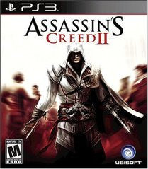 Assassin's Creed II Playstation 3 Game Off the Charts