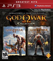God of War Collection - Off the Charts Video Games
