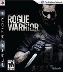 Rogue Warrior - Off the Charts Video Games