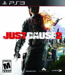 Just Cause 2 Playstation 3 Game Off the Charts