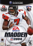 Madden 2004 Nintendo Gamecube Game Off the Charts