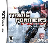 Transformers War For Cybertron Autobots Nintendo DS Game Off the Charts