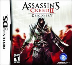 Assassin's Creed II: Discovery Nintendo DS Game Off the Charts