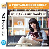 100 Classic Books Nintendo DS Game Off the Charts