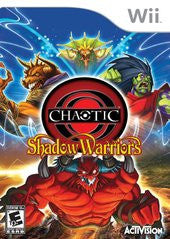 Chaotic Shadow Warriors Wii Game Off the Charts