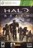 Halo Reach Xbox 360 Game Off the Charts