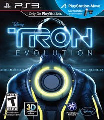 Tron Evolution - Off the Charts Video Games