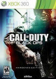 Call Of Duty Black Ops Hardened Edition - Off the Charts Video Games