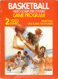 Basketball Atari 2600  Off the Charts