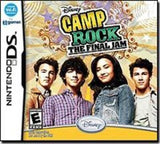Camp Rock Final Jam - Off the Charts Video Games