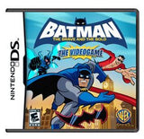 Batman Brave & the Bold - Off the Charts Video Games