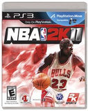 NBA 2K11 Playstation 3 Game Off the Charts