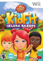 Kid Fit Island Resort - Off the Charts Video Games