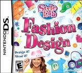 Style Lab: Fashion Design Nintendo DS Game Off the Charts