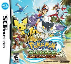 Pokemon Ranger: Guardian Signs - Off the Charts Video Games
