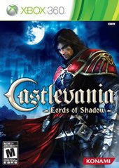 Castlevania Lords of Shadow Xbox 360 Game Off the Charts