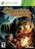 Cabela's Dangerous Hunts 2011 - Off the Charts Video Games