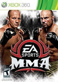 EA Sports MMA Xbox 360 Game Off the Charts