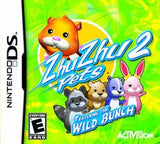 Zhu Zhu Pets 2 Featuring the Wild Bunch Nintendo DS Game Off the Charts