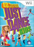 Just Dance Kids Wii Game Off the Charts