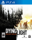 Dying Light Playstation 4 Game Off the Charts