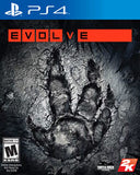 Evolve Playstation 4 Game Off the Charts