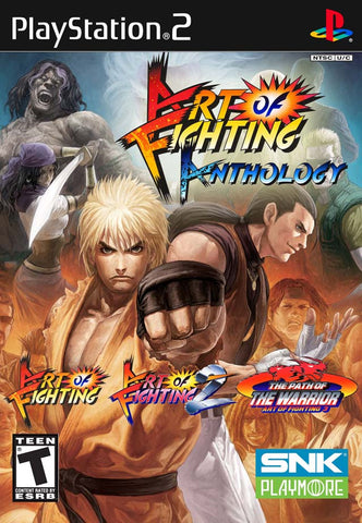 Art of Fighting Anthology - Off the Charts Video Games