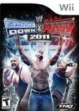 WWE Smackdown vs. Raw 2011 Wii Game Off the Charts