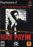 Max Payne Playstation 2 Game Off the Charts