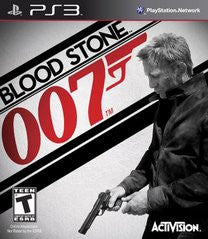 Blood Stone Playstation 3 Game Off the Charts
