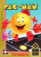 Pac-Man Nintendo NES Game Off the Charts
