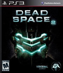 Dead Space 2 Playstation 3 Game Off the Charts