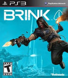 Brink Playstation 3 Game Off the Charts