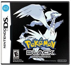 Pokemon Black Version Nintendo DS Game Off the Charts